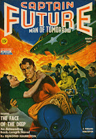 Captain Future Win/43 cover