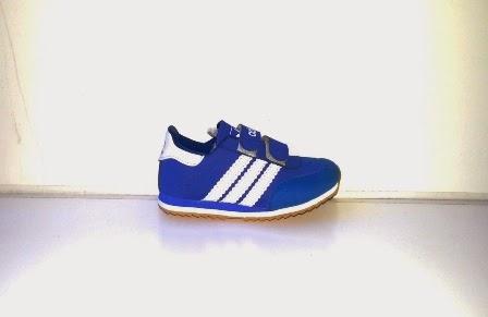 Sepatu Adidas Samba Anak umur 2-5 tahun