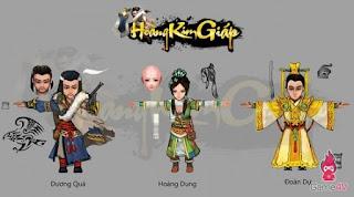 Tải Game Hoàng Kim Giáp