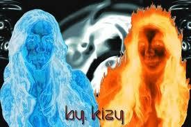 Somos gelo e fogo...