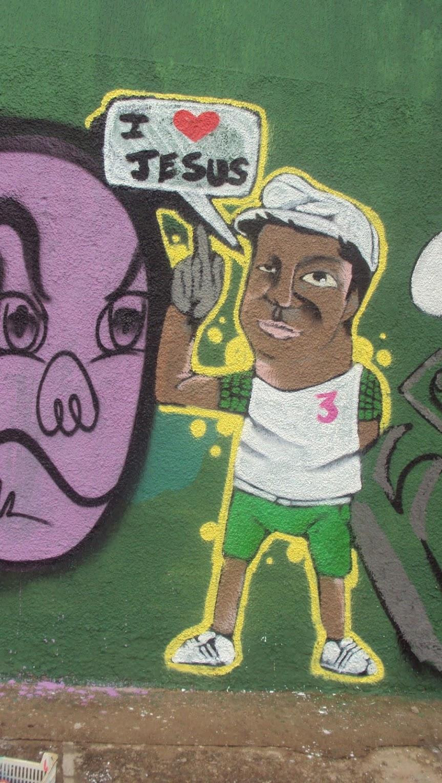 persona graffiti