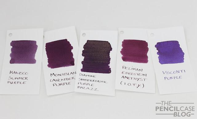 Diamine Shimmertastic ink