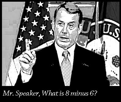 insane Boehner about drought