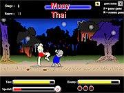 Game đấu võ Muay Thái, game dau vo hay online