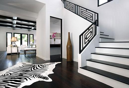 Hogares frescos ideas para dise o de interiores for Casas con escaleras por dentro