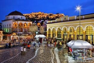 γνωρίστε την Αθήνα με τις δωρεάν ξεναγήσεις του Δήμου αθηναίων