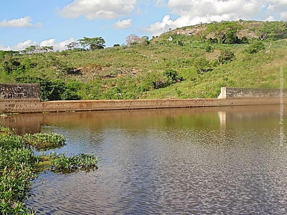 barragem São Sebastião em Panelas (PE)