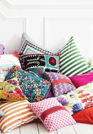 cmo decorar un silln con almohadones styling