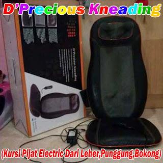 Kursi Pijat Electric D' Precious Kneading