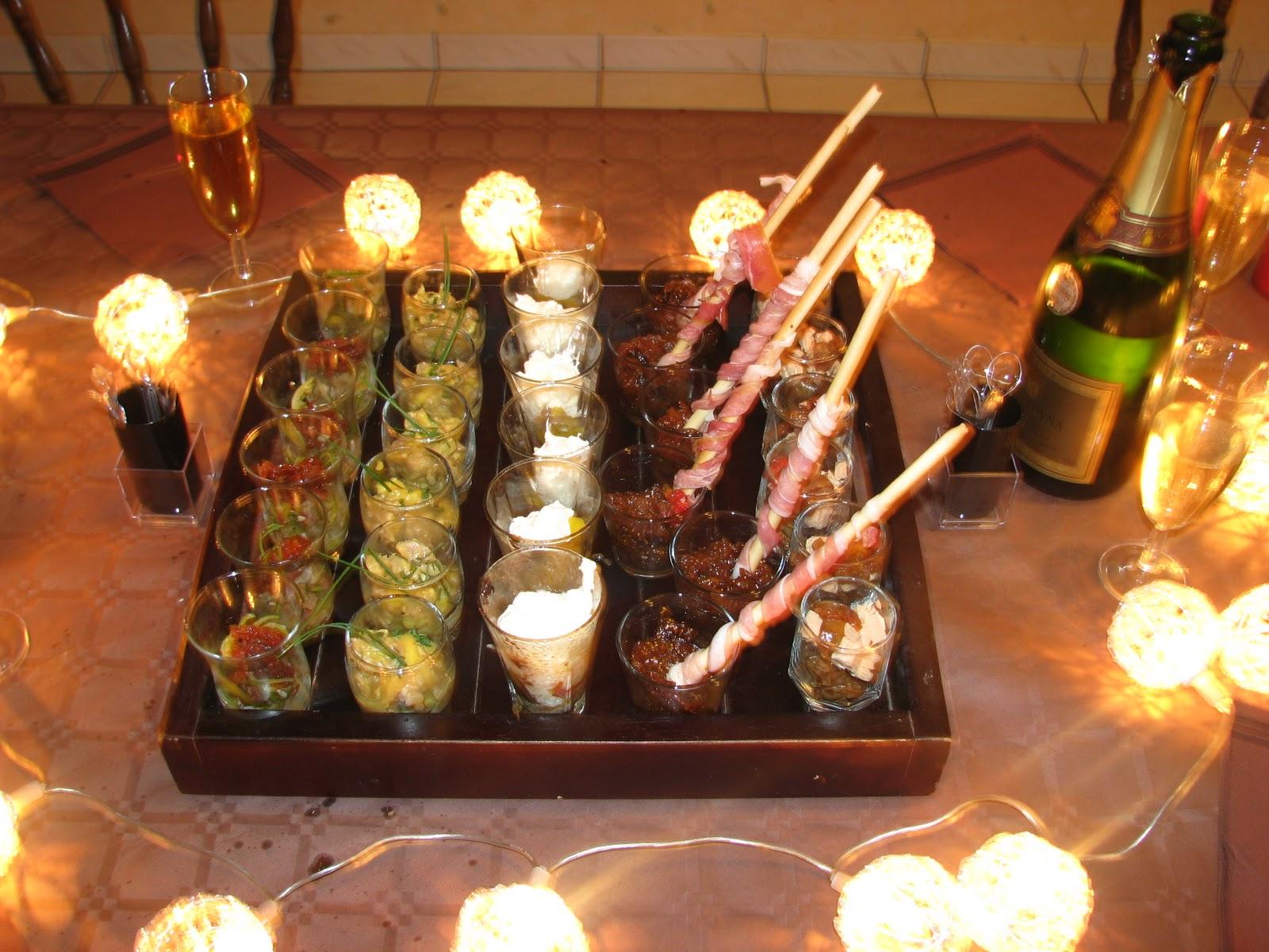 Alternatives cuisine ap ro dinatoire assez chic entre copains - Apero dinatoire chic ...