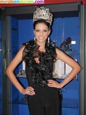 Miss Panama Universo 2011 Sheldry Saez