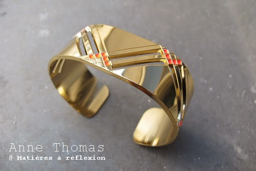 Bracelet Artdeco Anne Thomas 1920