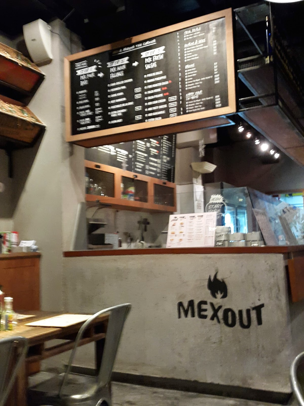 Mexout Far East Square