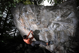 Gormiti, 7C+/8A (FA)
