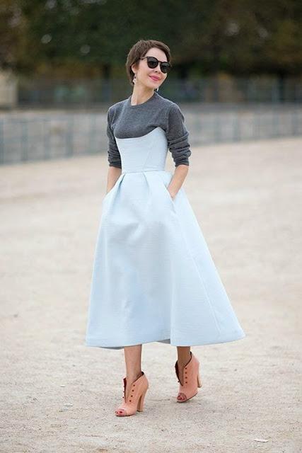 Moda de rua Paris - Street style - Fashion street