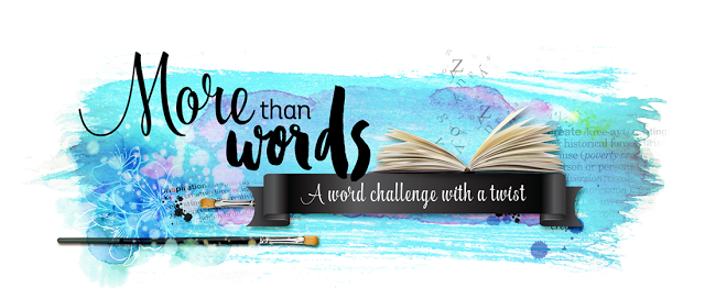 Challenge Blogs I Love: More than Words