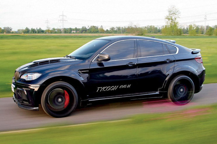 Bmwcommunity Fit For A Tycoon Hamanns 670 Hp Tycoon Evo M Takes