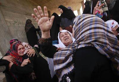 Imagens fortes-atenção- crimes de Israel - foto 24