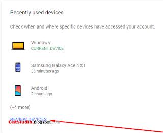 cara menghapus akun gmail yang lupa password