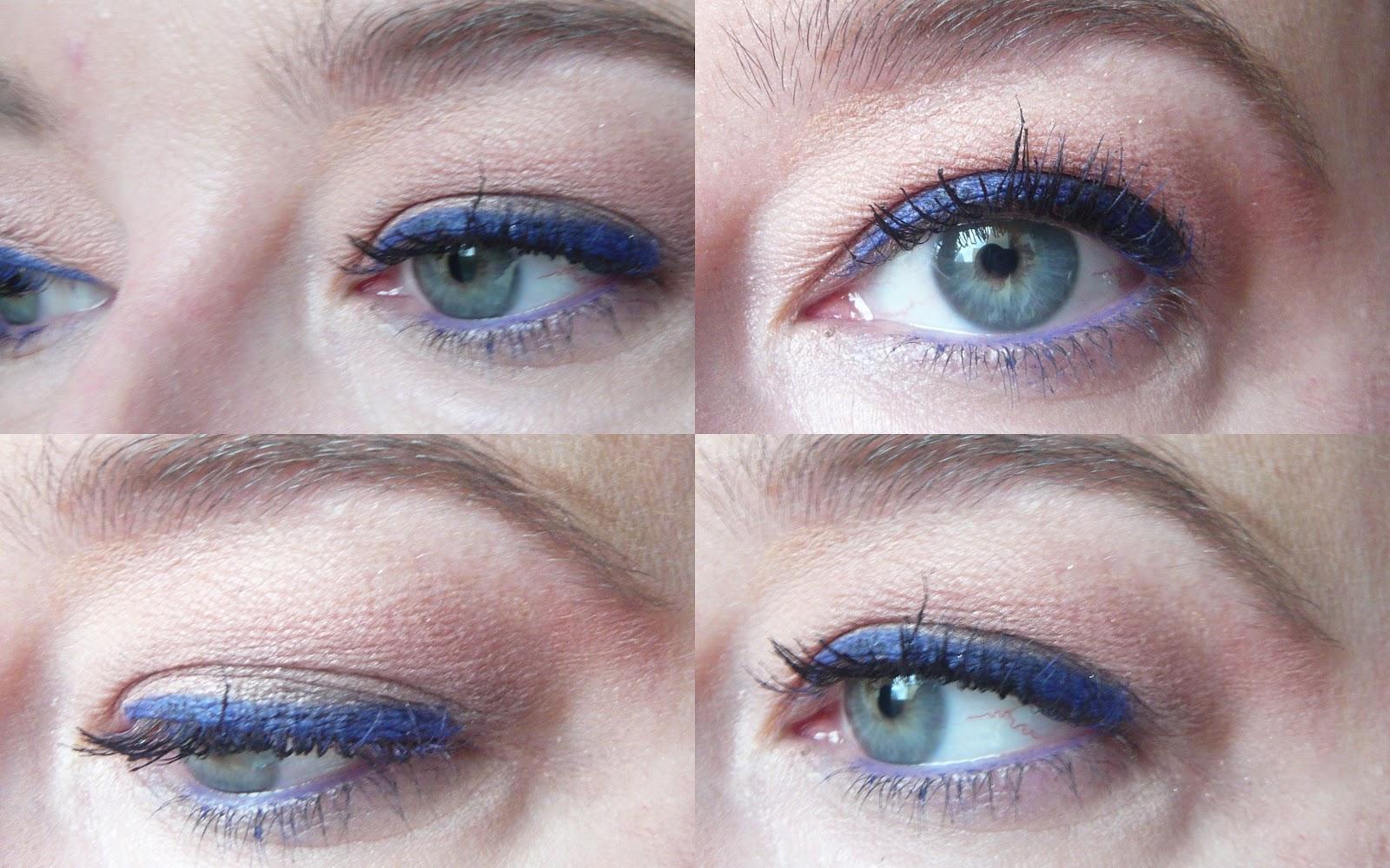 YSL Long Lasting Waterproof Eye Pencil Azure Blue ...
