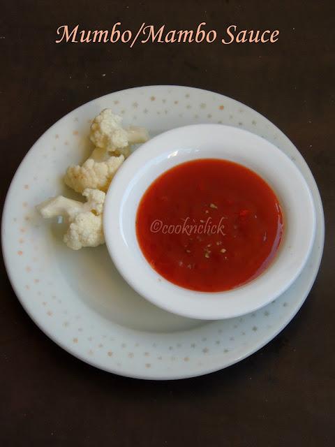 Mambo Sauce, Mumbo Sauce