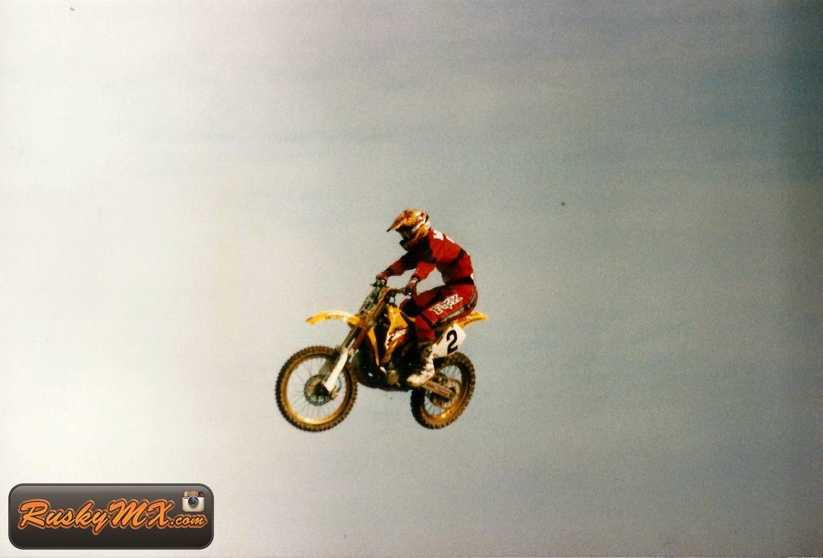 Jeremy McGrath Steel City 1997