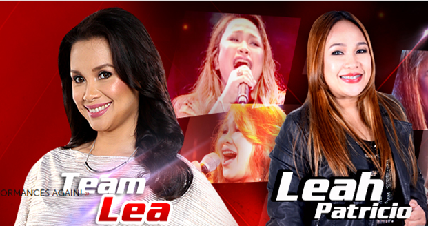 Leah Patricio sings 'Muli' with Jed Madela on The Voice PH' Grand Finals