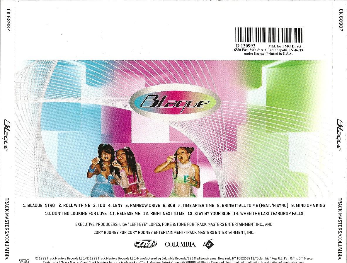 Blaque - 808 / I Do