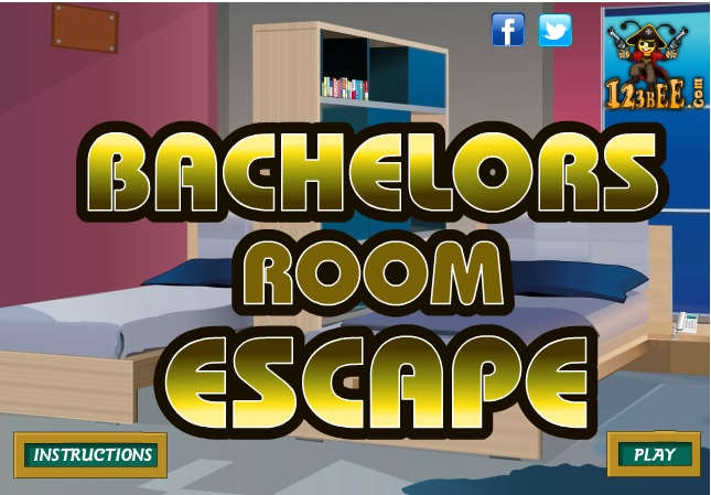 Solved Bachelors Room Escape Walkthrough