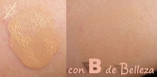 Swatch BB cream clara
