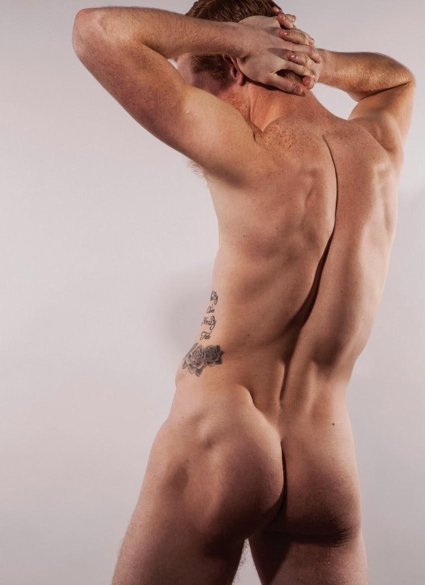 Greg Rutherford ass