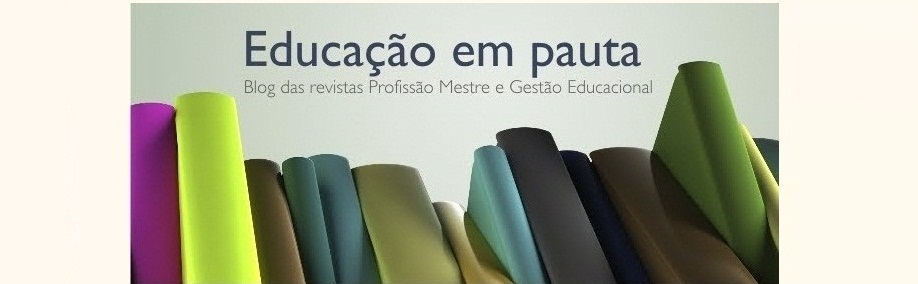 Educação em Pauta - Blog sobre educação, gestão educacional e dicas para professores