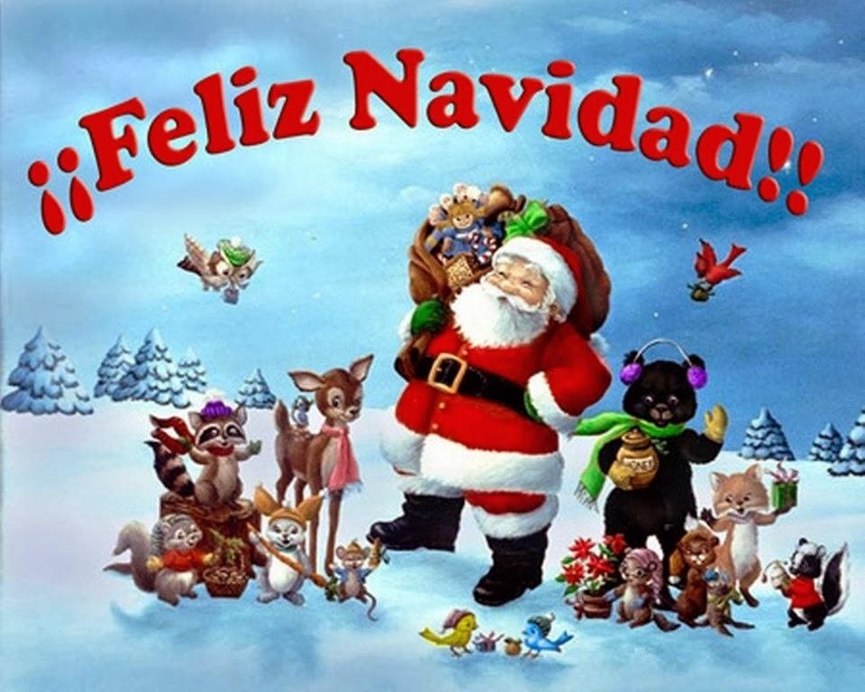 Caricaturas de navidad para ninos