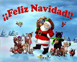 Tarjetas de Santa Claus