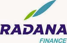 logo PT Radana Bhaskara Finance, Tbk