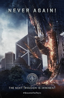 Ender's Game Propaganda Poster 3