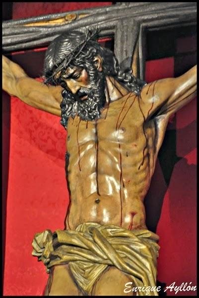 Quinario Cristo de Las Almas Los Javieres 2014