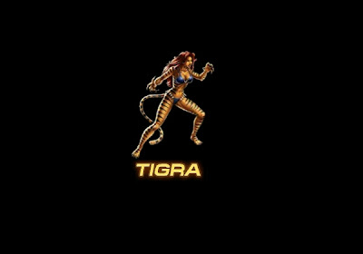 Tigra from Marvel Avengers Alliance wallpaper