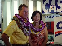 Hawaii U.S. Senate campaign
