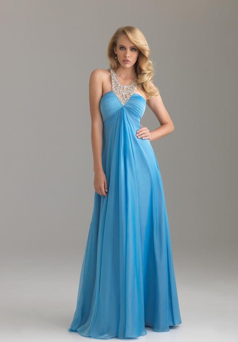 WhiteAzalea Elegant Dresses: Elegant Blue Prom Dresses: Cool The ...