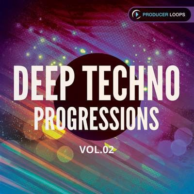 Producer Loops Deep Techno Progressions Vol.2