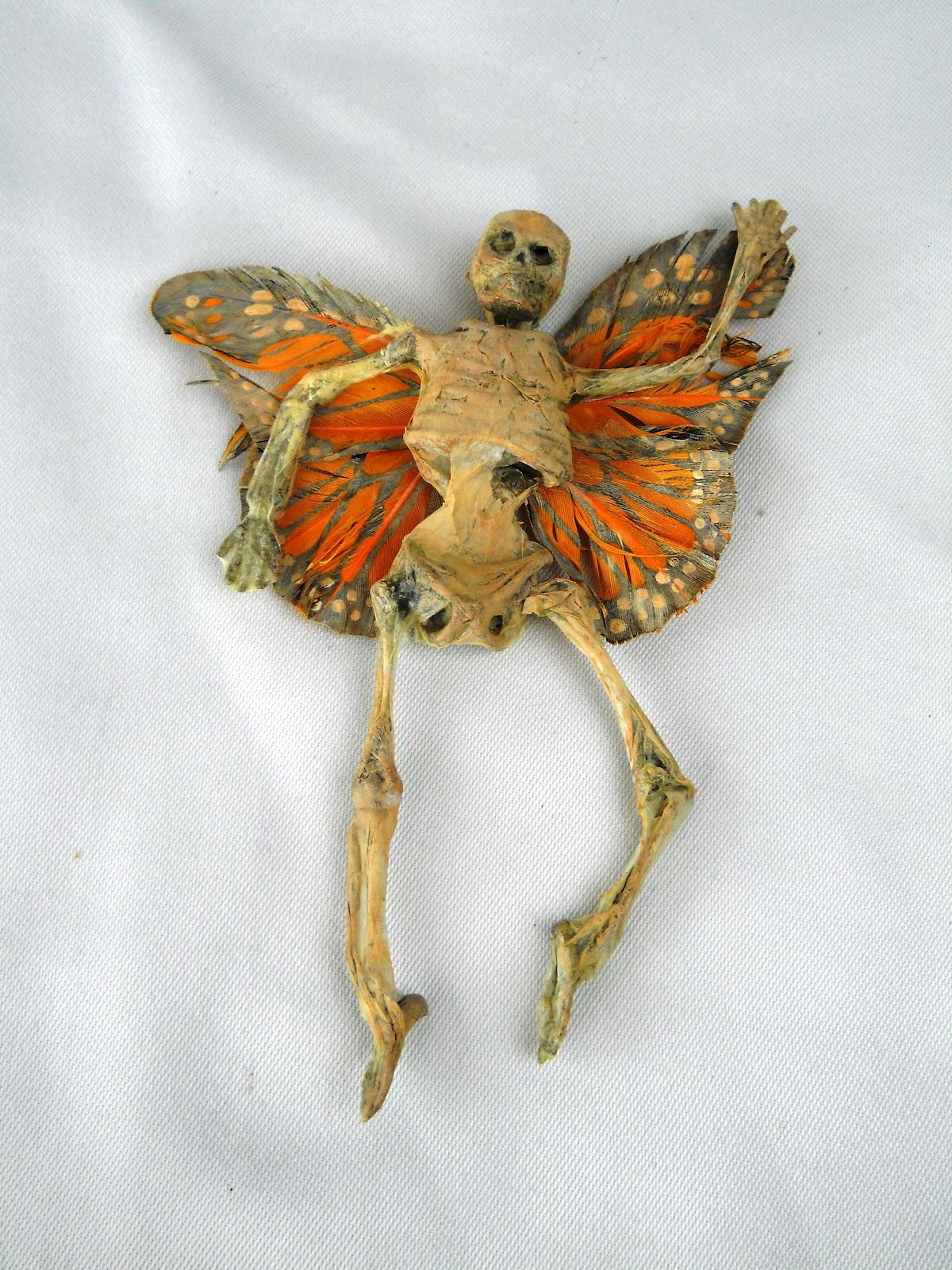 Beau Monde Crafting: Mummified Fairies