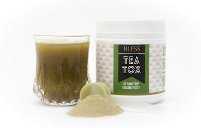 Bless TeaTox - Teh Detoks Terbaik