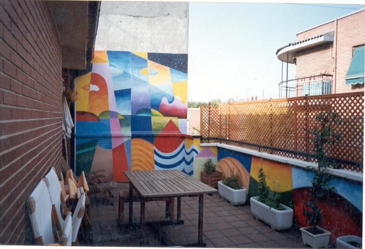mural artistico