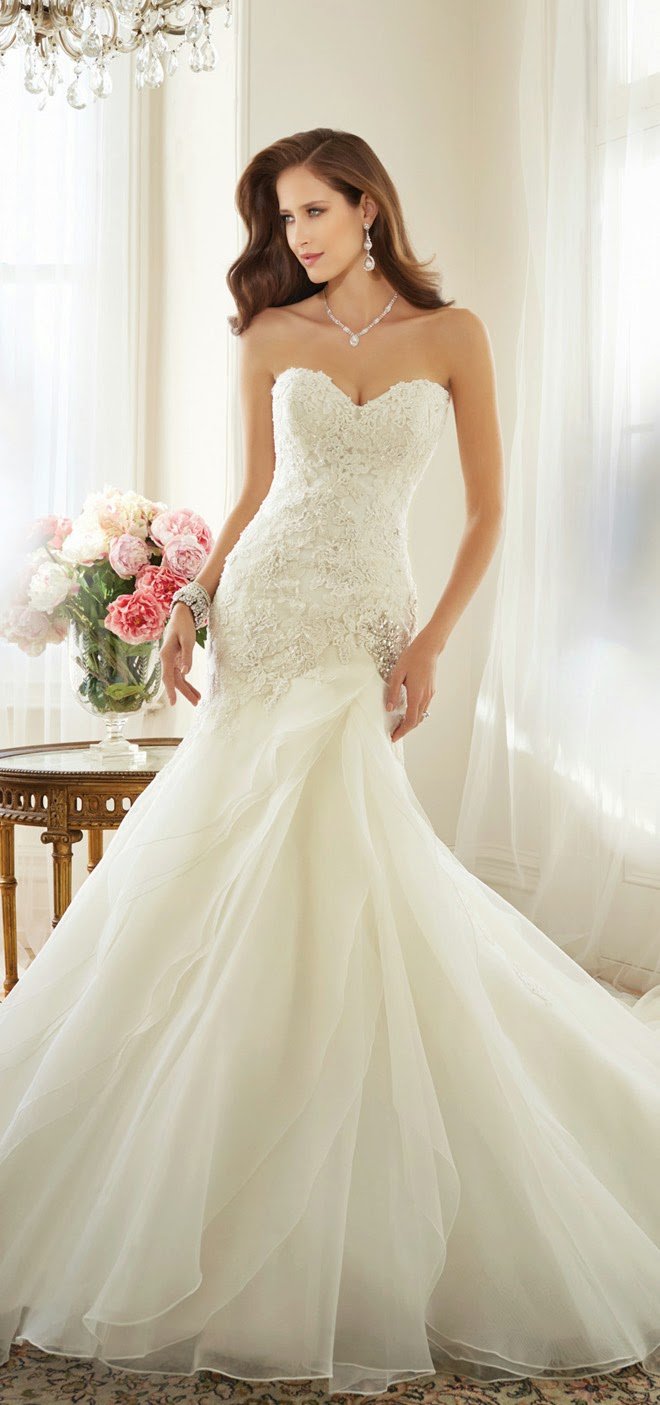 Sophie S Squishy Collection : Sophia Tolli 2015 Bridal Collection - Belle The Magazine
