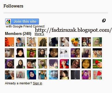 Follower blog