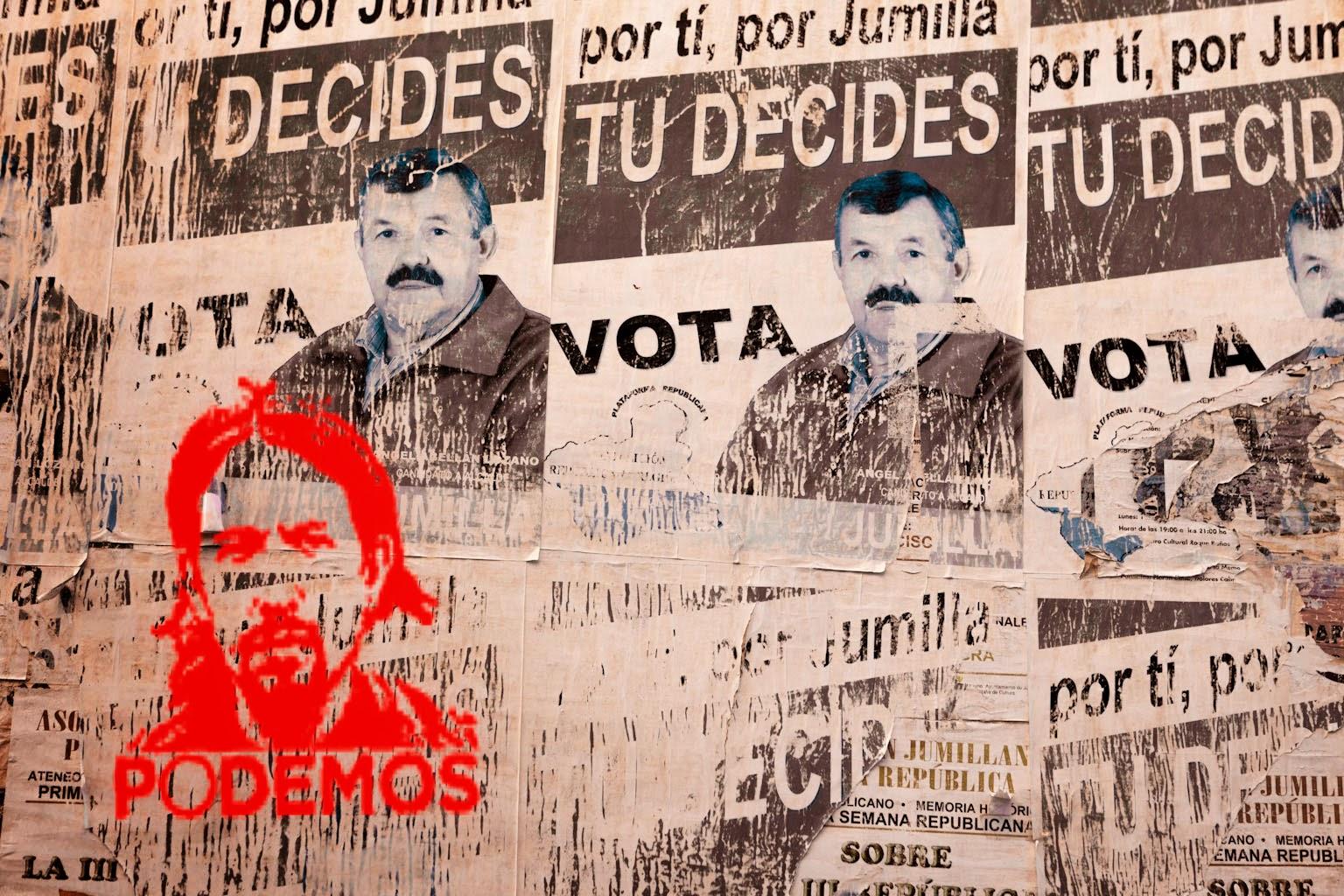 Cartelería electoral