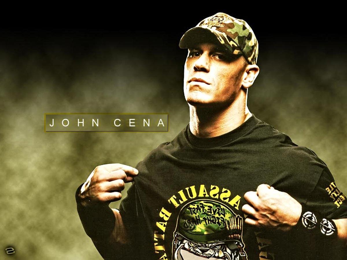 John Cena Desktop HD Wallpaper