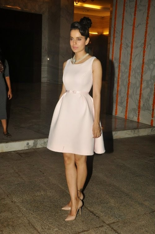 Kangna Ranaut hosts house-warming bash & 'Queen' movie success party