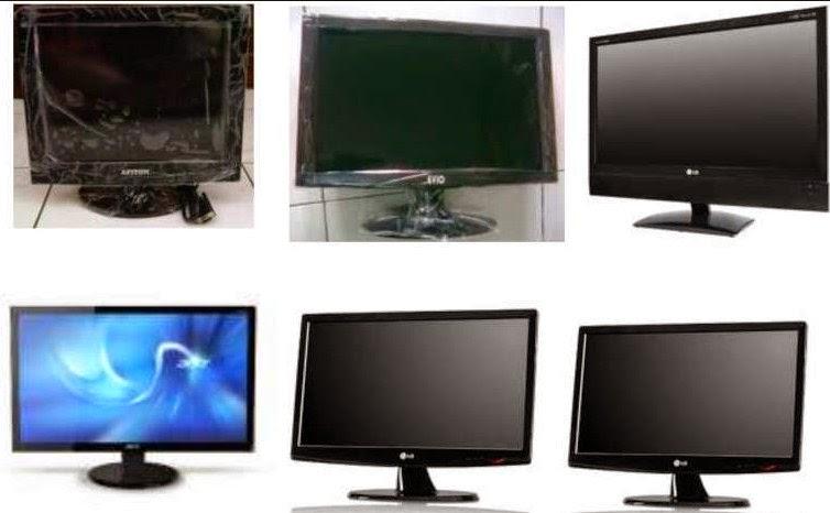 Jenis Jenis Monitor Komputer